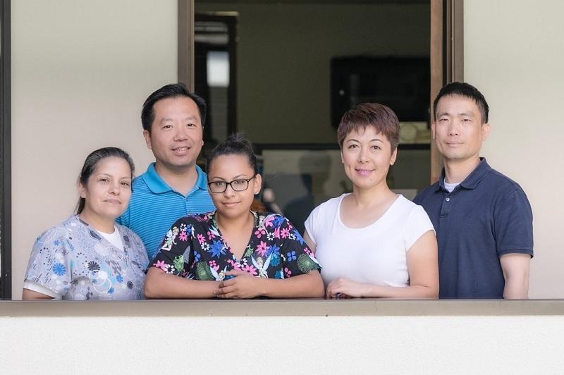 Full staff of Great America Chiropractic